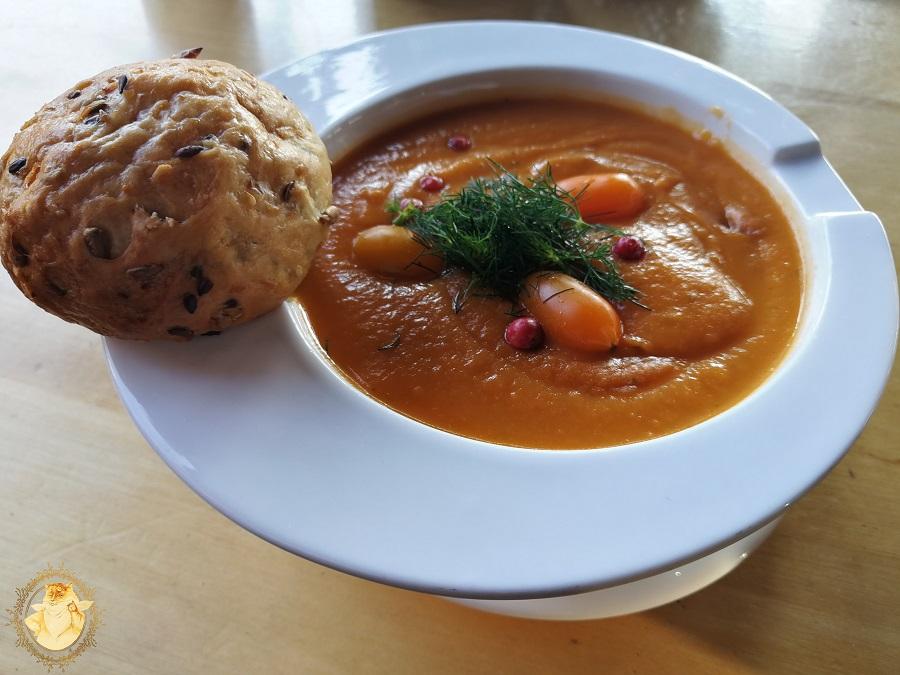 Pomidorų sriuba - 5,50 euro