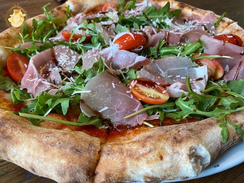 Pica - Prosciutto Crudo - 13,50 €