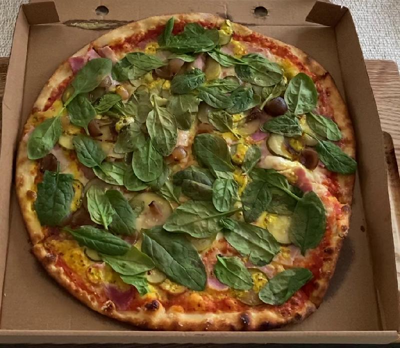 Eat Joda Pizza
