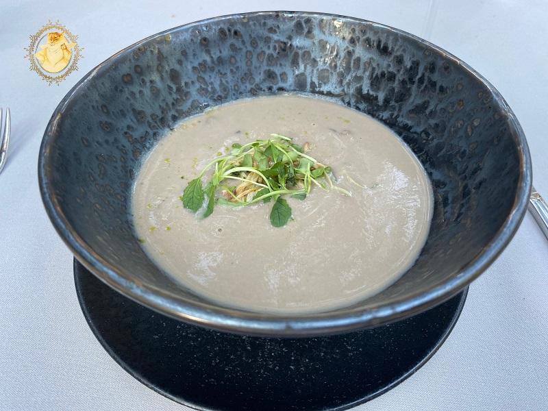 Kreminė grybų sriuba - 14,00€