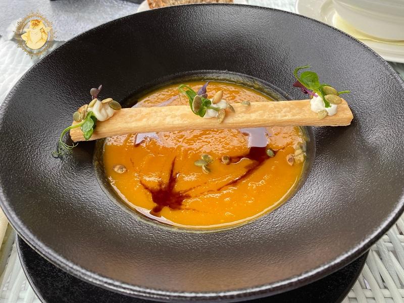 Kreminė moliūgų sriuba - 4,00€