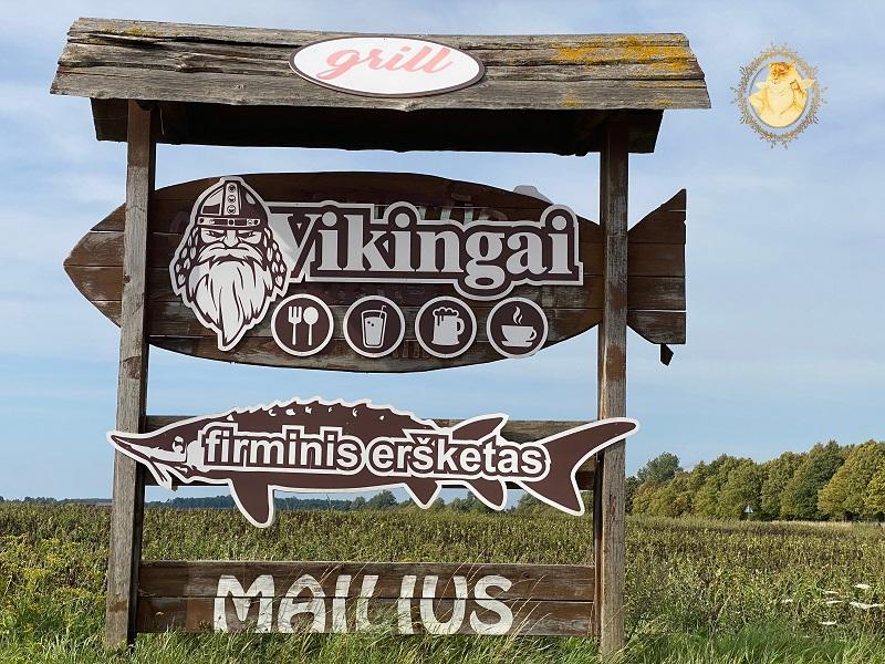 Vikingai grill